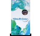 Farbige Tagekontaktlinsen 1 Day Bi-Color, tolle Farben