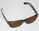 Sonnenbrille Wayfarer classic von Ray-Ban ist wohl das unumstrittene Markenzeichen von Ray-Ban; beliebtesten Sonnenbrille