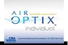 AIR OPTIX Individual Langzeitlinsen