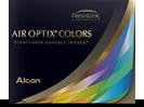 AIR OPTIX COLORS farbige Monats-Kontaktlinsen von Alcon - gut verträglich mit Aquazusatz
