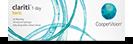 Clariti 1-day toric | Silikon Hydrogel Ein-Tages-Kontaktlinse
