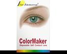 ColorMaker Kontaktlinsen farbig, Augenfarbenveränderung