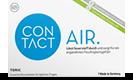 Contact Air toric Silikon-Hydrogel-Kontaktlinse, torische Kontaktlinsen
