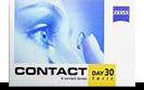 Contact Day30 Torische Kontaktlinsen bei Hornhautverkrümmung