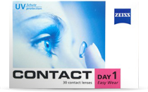 Contact Day1 Easy Wear Kontaktlinsen