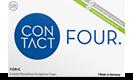 Contact four toric Torische Kontaktlinsen