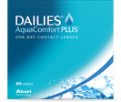 Dailies AquaComfort Plus 90er Tageslinsen