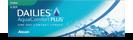 DAILIES AquaComfort Plus Toric 30er torische Kontaktlinsen