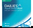 DAILIES AquaComfort Plus Toric 90er torische Kontaktlinsen