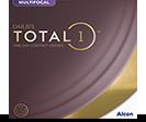 DAILIES Total 1 Multifocal 90er Tageskontaktlinsen