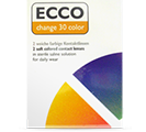 ECCO change 30 color Farbkontaktlinsen