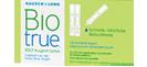 Biotrue Augenpflege, Ampullen mit Hyaluronsäure, dem natürlichen Augenbefeuchtungsmittel