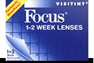 Focus 1-2 Weeks 14 Tageslinsen / Zweiwochenlinsen