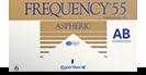 Frequency 55 Aspheric Monatskontaktlinsen