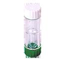 Hartlinsenbehälter HB   GRÜN-WEISS