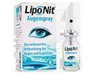 LipoNit Lidspray zur Pflege von müden Augen
