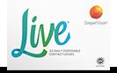 Live Singles Kontaktlinsen von CooperVision