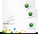 MyDay Toric Daily Disposable - torische Tageslinsen von CooperVision