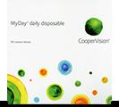 MyDay 90er Ein-Tages-Kontaktlinse von Cooper Vision