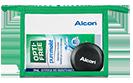 OPTI-FREE PureMoist Travelpack Kontaktlinsen Reinigungslösung