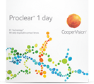 Proclear 1 day Tageskontaktlinse