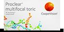 Proclear Multifocal Toric Kontaktlinsen