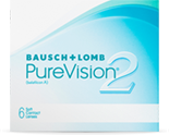PureVision 2 mit High Definition Monatslinsen