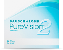 PureVision 2 HD mit High Definition Monatslinsen