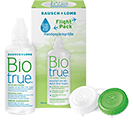 Biotrue Flight Pack All-in-one Lösung Kontaktlinsenpflegelösung