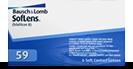 SofLens 59 Kontaktlinsen zum monatlichen Tausch