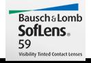 SofLens 59 Probelinsen von Bausch&Lomb