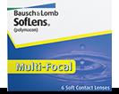 SofLens Multi-Focal bei Alterssichtigkeit Linsen