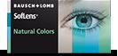 SofLens Natural Colors Farb-Kontaktlinsen, natürlich